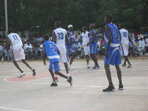 BASKETBALL: COUPE DE LA LIGUE DE N'DJAMENA