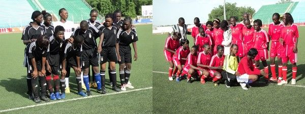 LFN : démarrage du championnat de foot féminin