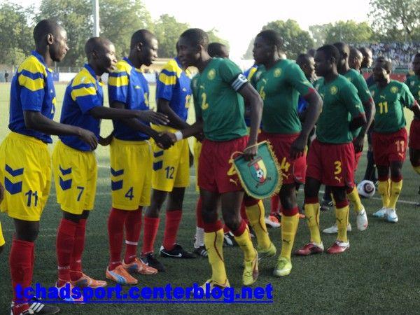 Ouverture du tournoi de l'UNIFFAC à N'djaména