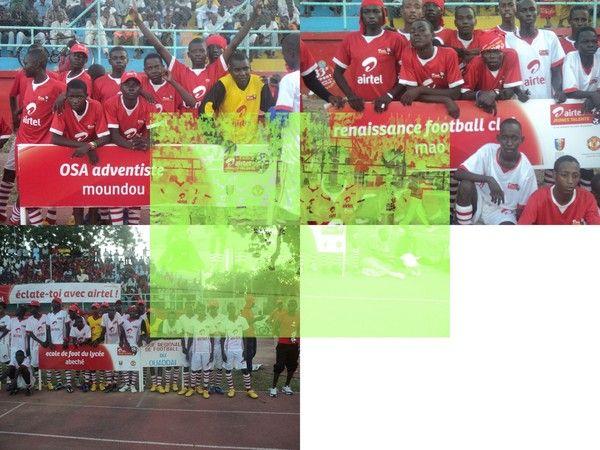 « Airtel jeunes talents » :